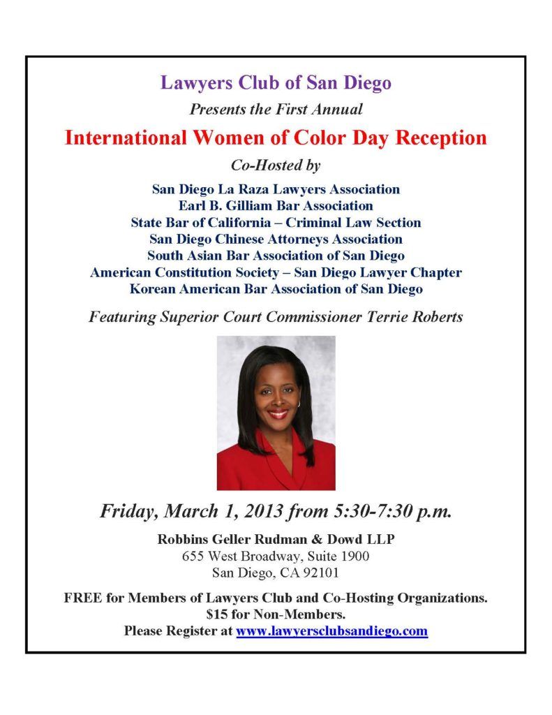 Women of Color Day
