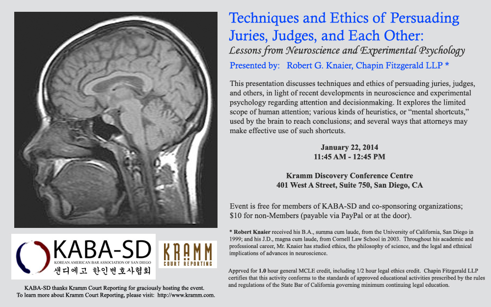 2014 KABA-SD Persuasion CLE Flyer