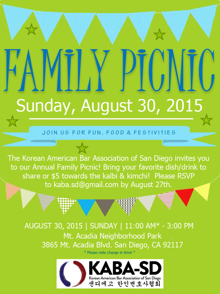 2015 KABA-SD-Family Picnic Flyer